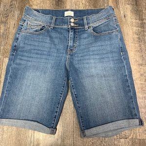 Levi's High Rise San Francisco 515 Jean Shorts